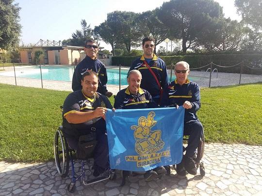 Coppa Italia, la Aspet quarta nei lanci della Fispes