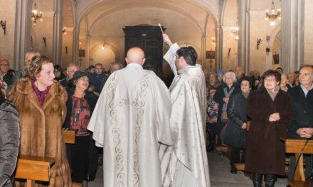 Don Guido Scollo nuovo parroco della chiesa di S.Pietro al Carmine