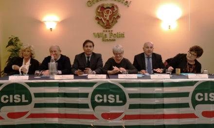 Vera Carasi nuovo leader della Cisl Ragusa Siracusa. Sanzaro va a Palermo