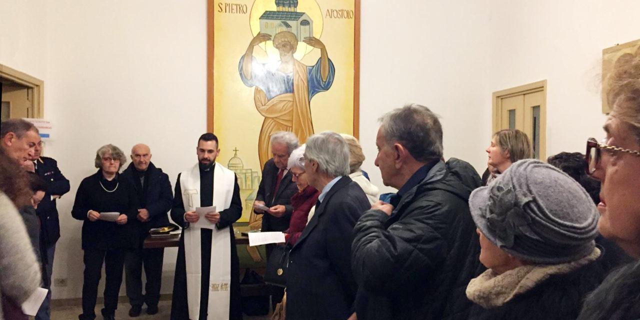 Russia Cristiana, un salone per padre Lombardo