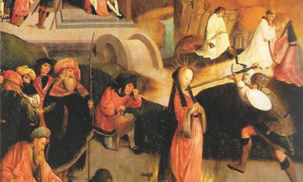 Il martirio di Santa Lucia e i troppi poteri del prefetto Pascasio