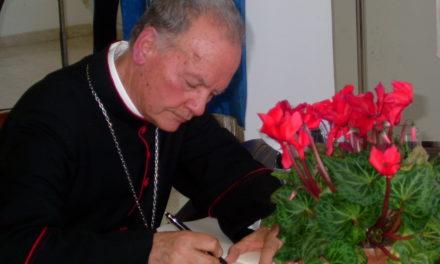 Mons. Costanzo, 30 anni fa, il suo ingresso nell'Arcidiocesi di Siracusa