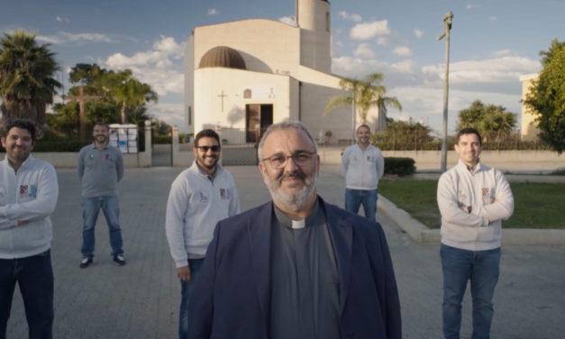 Don Marco Tarascio, con la Caritas al fianco degli ultimi