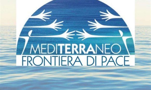 """Un ponte a Bari per """"Mediterraneo frontiera di pace"""""""