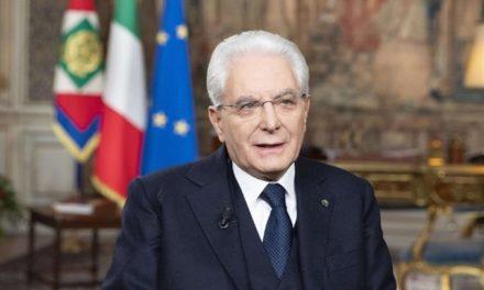 """COVID-19: Videomessaggio di Mattarella, """"impegno, unità e coesione, anche da Eu"""""""