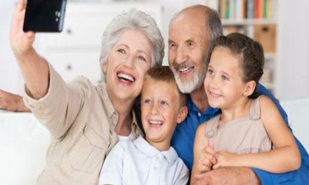 COVID-19: Mattarella, i bambini ed i nonni