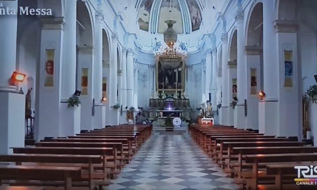#40ENA-EVENTI: Messa in streaming per i 300 anni della chiesa di Santa Sofia