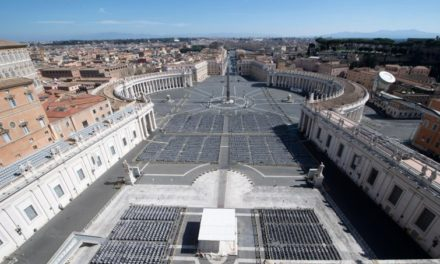COVID-19: IL VENERDÌ DELLA MISERICORDIA DA SIRACUSA A ROMA