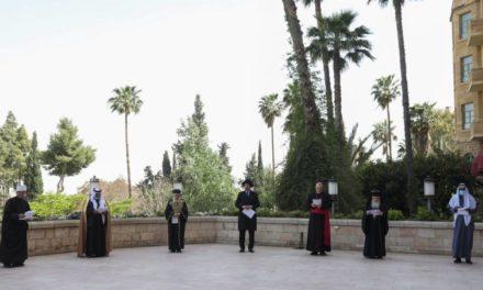 COVID 19 – MONDO: Gerusalemme, abbattute le barriere fra razze e fedi