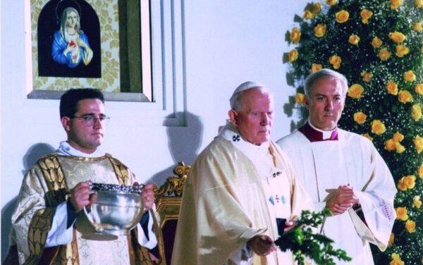 Nel Centenario di San Giovanni Paolo II ripresa celebrazioni col popolo