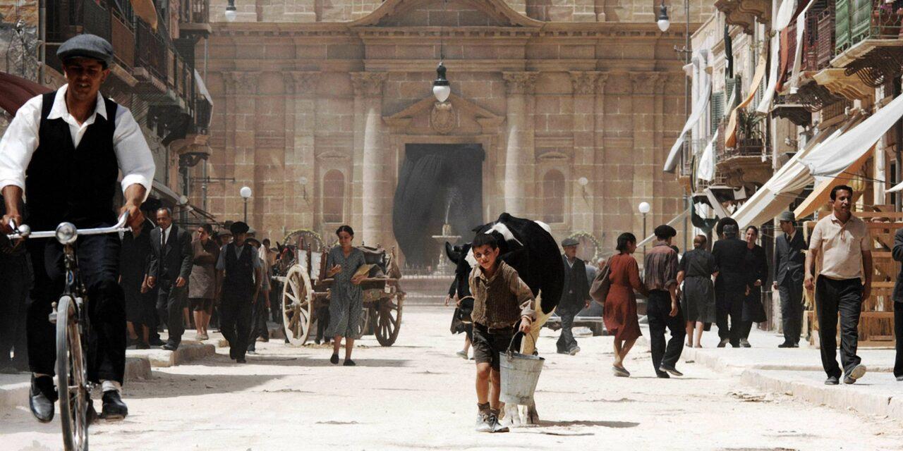 CINEMA IN CAMMINO: TORNATORE E LA SUA PORTA DEL TEMPO