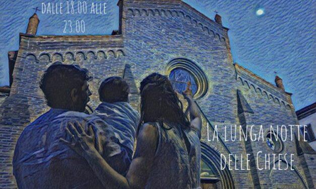 """La Lunga notte """"bianca"""" delle Chiese, on line"""
