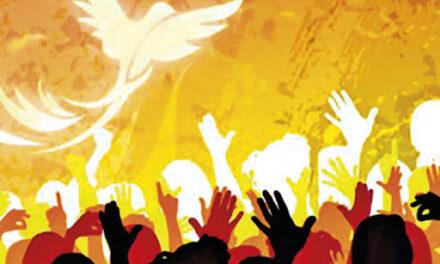 PENTECOSTE, DALLA CONFUSIONE ALLA COMUNIONE