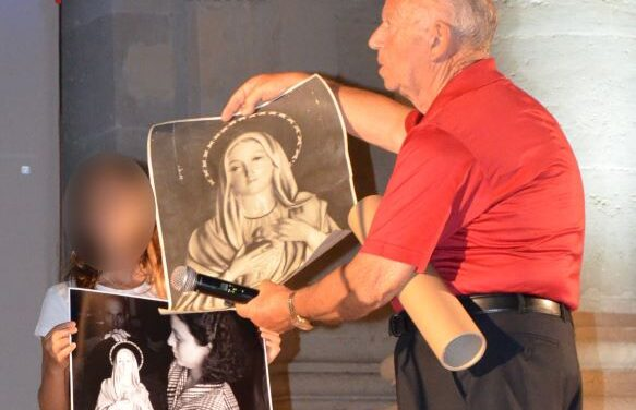 Giuseppe Saraceno: Il fotografo della Madonna delle Lacrime