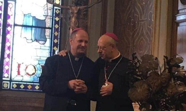Le prime dichiarazioni del vescovo eletto Francesco Lomanto