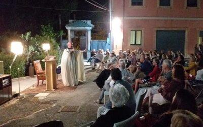 100enario Pirandello: Incontro con Lo Monaco a villa Reiman