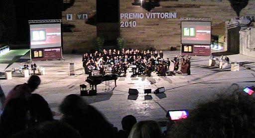 Premio Vittorini e Lombardi al Castello Maniace