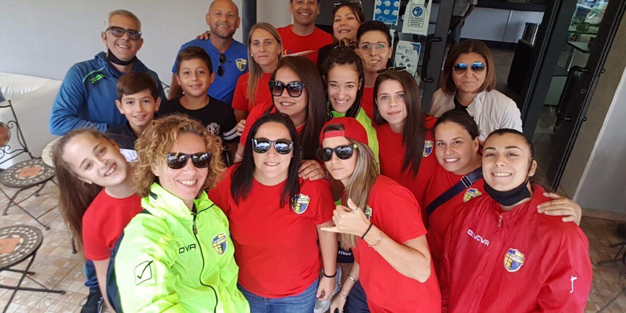 Calcio aretuseo maschile e femminile: ASD Siracusa  e Rari Nantes Futsal