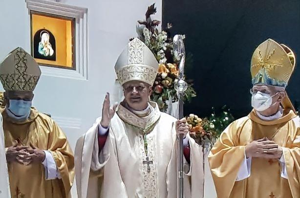 68° Lacrimazione – Lettera dell'arcivescovo Lomanto ai fedeli