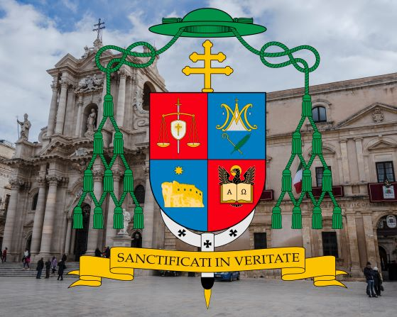 "I SEGNI DI FRANCESCO LOMANTO, ARCIVESCOVO DI SIRACUSA – ""Sanctificati in veritateˮ"