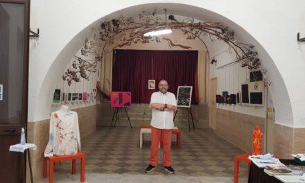 """Fra Matteo crea le sue """"Atmosfere"""" e mette in mostra """"L'Arte per l'Armonia"""""""
