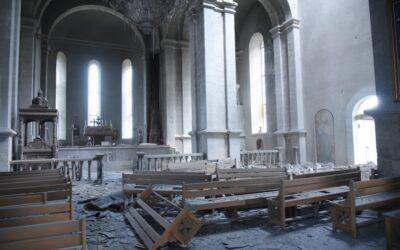 Nagorno-Karabakh. Fermare il genocidio culturale armeno