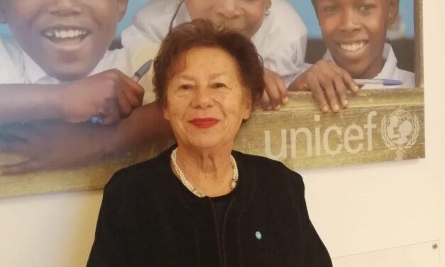 UNICEF ITALIA – La siracusana Carmela Pace nuovo presidente nazionale