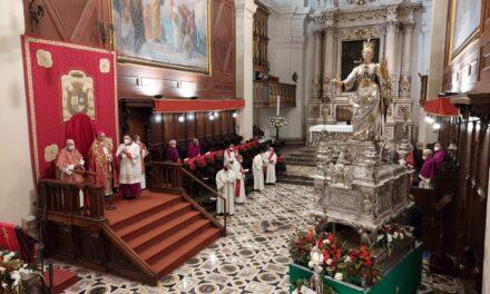 """Lomanto: """"Santa Lucia, una luce che illumina il nostro cammino"""""""