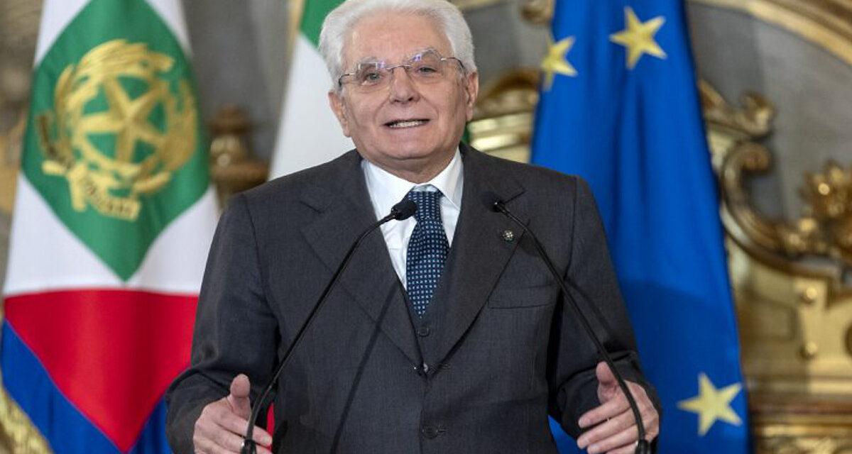 Discorso Mattarella, il Futuro già con Gorizia e Nova Gorica Capitali europee