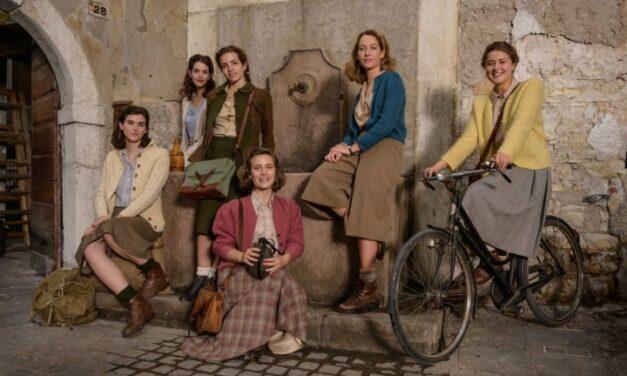 """""""L'AMORE VINCE TUTTO"""" Film su Chiara Lubich."""