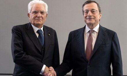 Il presidente Sergio Mattarella: Perché un governo Istituzionale con Draghi