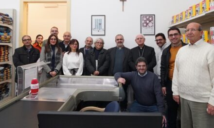 Covid19 – Le attività della Caritas  sostegno degli Ultimi: L'Emporio della Solidarietà