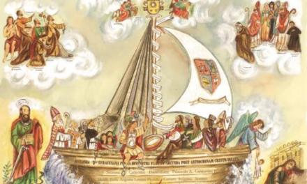 Canicattini Bagni, il prof. Golino raffigura in un'opera la storia della diocesi