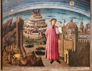 #Dantedì: La cultura diventa così cibo per la mente.