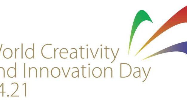 WORLD CREATIVITY & INNOVATION DAY