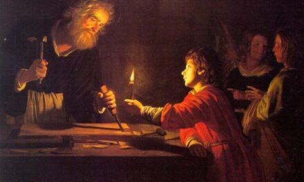 Primo maggio: Festa di san Giuseppe lavoratore.