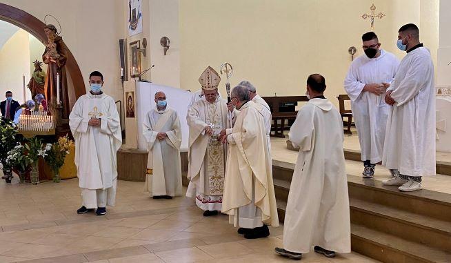 """Lentini – Festa di sant'Antonio, Lomanto: """"Tutti chiamati alla santità"""""""