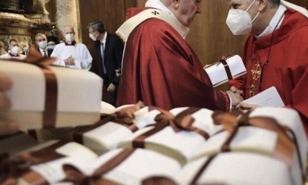LETTERA DELL'ARCIVESCOVO DI SIRACUSA PER L'ANNIVERSARIO DELLA LACRIMAZIONE DI MARIA E L'IMPOSIZIONE DEL PALLIO
