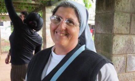 """Morta per Covid 19 suor Lucia: """"Rosa d'amuri"""" missionaria in Kenya"""