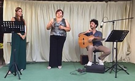 """""""ARCHIMEDE – VITTORIO""""  Lettura scenica in musica"""
