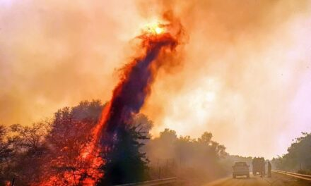 La terra brucia, è tutta colpa di Prometeo?