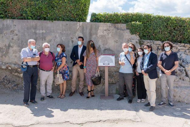 Teatro Greco di Siracusa: inaugurata la mappa tattile
