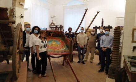 UNIVERSITA' DI CATANIA: ATTIVITA' DI STUDIO E RICERCA AL MUSEO ETNOGRAFICO DI NUNZIO BRUNO DI FLORIDIA