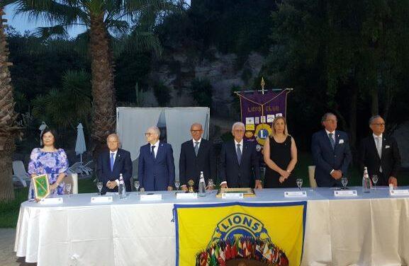 """Lions Lentini: """"Solidarietà e collaborazione"""", Lopresti succede a Ragazzi"""