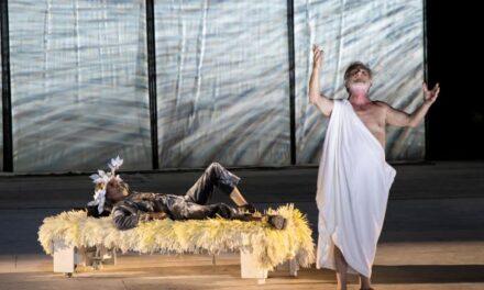 Teatro Greco di Siracusa: debutto Nuvole di Aristofane