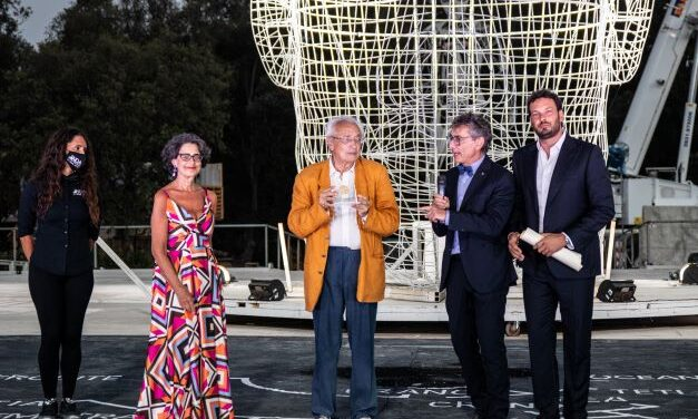 Premio Eschilo d'oro 2021 per il prof. Guido Paduano