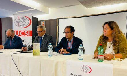 XX Congresso UCSI – La Sicilia protagonista, Salvatore Di Salvo nominato segretario nazionale dell'Ucsi