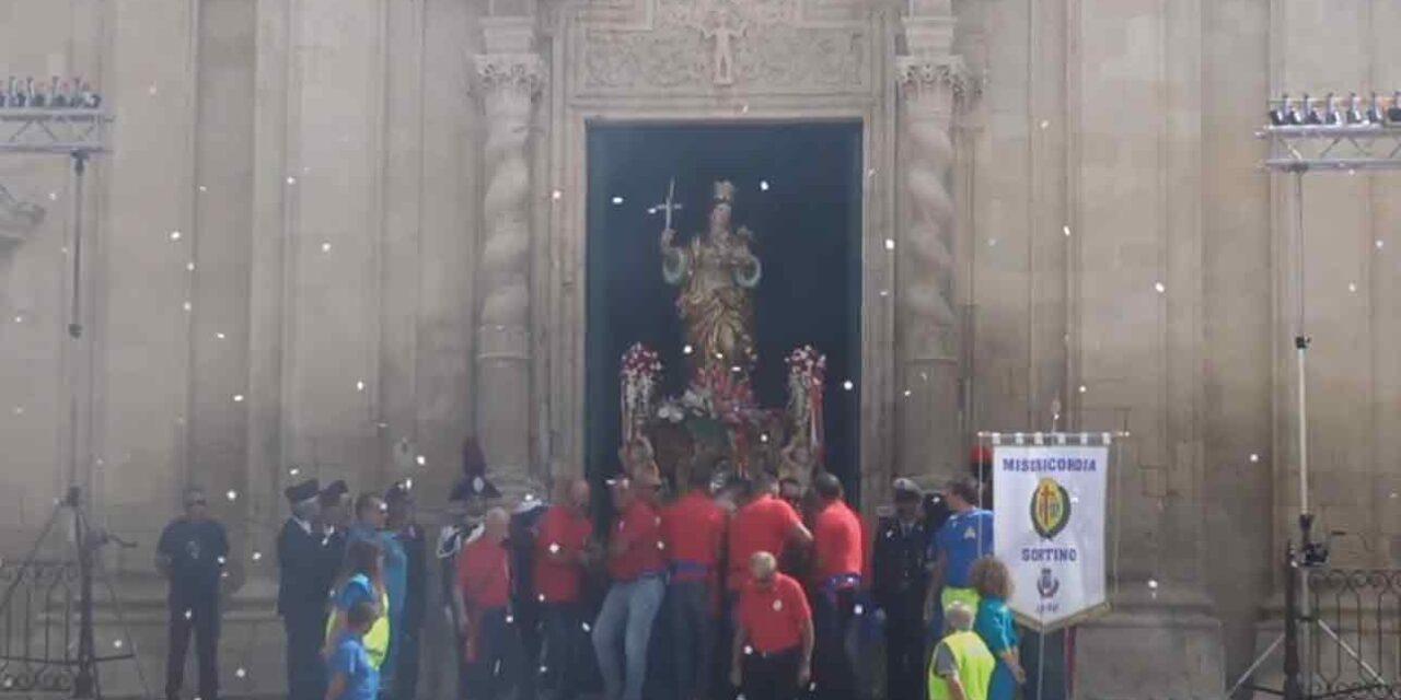 LOMANTO: SANTA SOFIA IDENTITA' E GUIDA DEI SORTINESI
