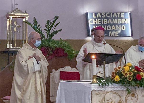 P. Tanino: 50 anni da Buon Pastore!