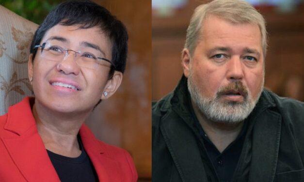 ULTIM'ORA – Il Noble per la Pace a due giornalisti: quando la cronaca costruisce la storia